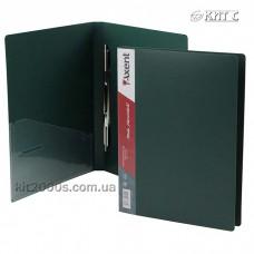 Папка-швидкозшивач А4 з кишенею AXENT 1304-05-A зелена
