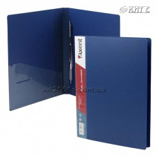 Папка-швидкозшивач А4 з кишенею AXENT 1304-02-A синя