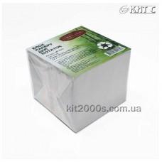 Паперовий блок 90х90 900 арк. білий неклеяний Premium МР-0017 Україна