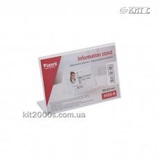 Табличка інформаційна Axent 4535-A, 88x59 мм