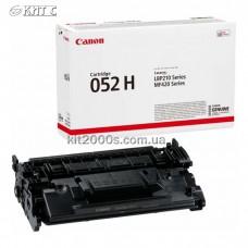 Заправка картриджа Canon Cartridge 052H для LBP-210/ MF420 Series