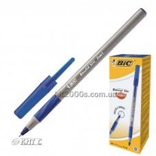 Ручка кулькова BIC ROUND STICK Exact 0.7мм синя