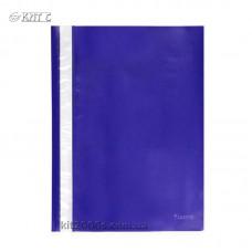 Швидкозшивач пластиковий Axent 1317-02-A, А4 синій