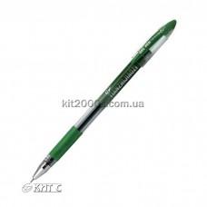Ручка гелева Tianjiao TZ501B зелена