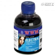 Чорнило Epson Stylus Universal ELECTRA, WWM, 200г., black, (EU/B)