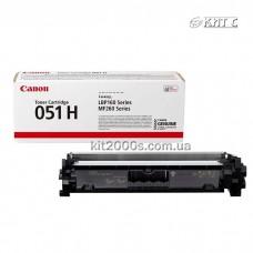 Заправка картриджа Canon Cartridge 051H для LBP-160/ MF260 Series