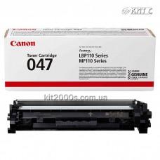 Заправка картриджа Canon Cartridge 047 для LBP-110/ MF110 Series