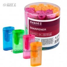 Точилка AXENT Lighter 1155-A c пластиковим контейнером