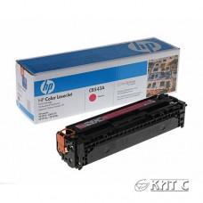 Заправка картриджа HP CLJ CP1215 (CB543A), magenta