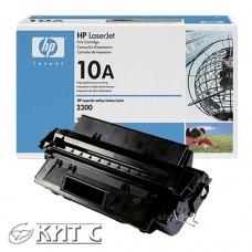 Заправка картриджа HP LJ 2300 (Q2610A) №10А