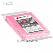 Серветки віскозні для прибирання 32х38см 5шт PROservice (19300142) рожеві