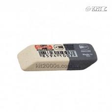 Гумка Koh-I-Noor 6541/80 біло-сіра