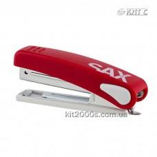 Степлер №10 SAX 219 червоний