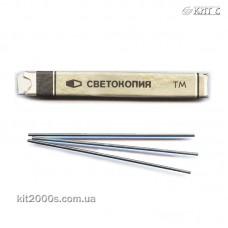 Стрижень для цангового олівця «ЦАК-6» 2,2 мм 2Т, 15шт/уп