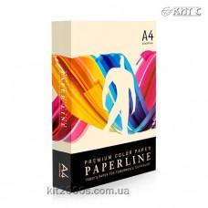 Папір кольоровий А4 80г/м2, 500 арк. PAPERLINE 100 Ivory (слонова кістка)