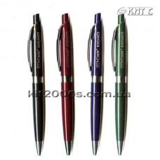 Ручка кулькова автоматична Economix E10130 Elegance