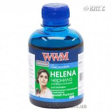 Чорнило HP Universal HELENA, WWM, 200 г., cyan, (HU/C)