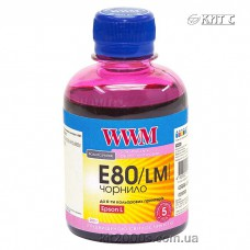 Чорнило Epson T673 WWM 200г light magenta (E80/LM)